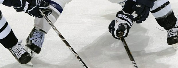 Nejčastěji se vyskytující slova – příklad z MS v ledním hokeji