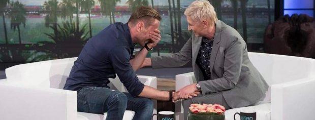 Łukasz Jakóbiak u Ellen DeGeneres – case study