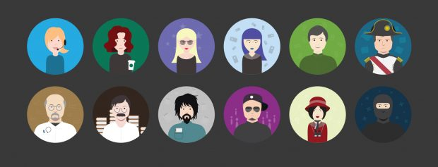 12 types of social listeners