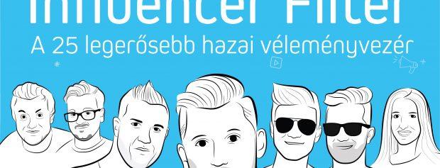 Az Influencer Filter – a TOP25