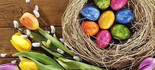 Velikonoce online – od Škaredé středy až po Velikonoční pondělí