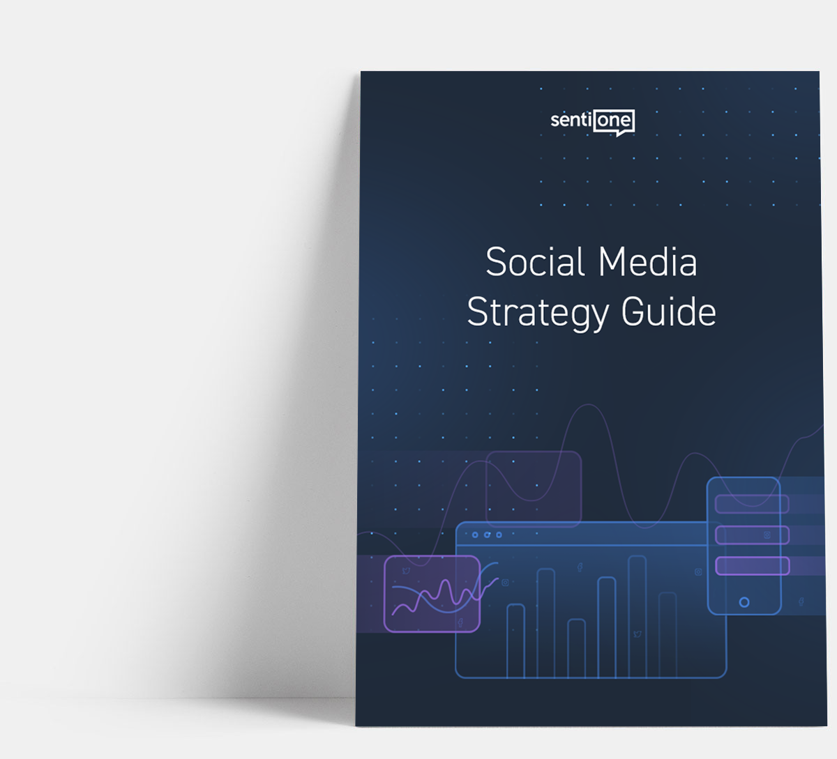 Social Media Strategy Guide Cover