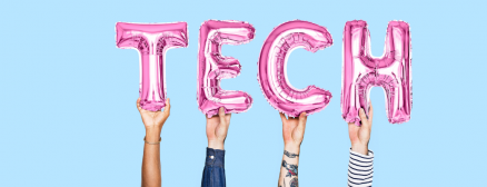 Top 7 women in tech – a completely subjective list