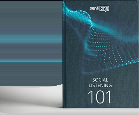 Social Listening 101 guide ebook
