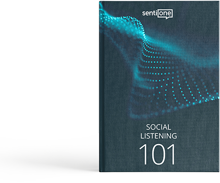 Social Listening 101 guide ebook