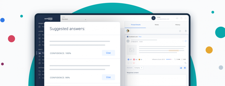 Optimise your CS pipeline with templated responses