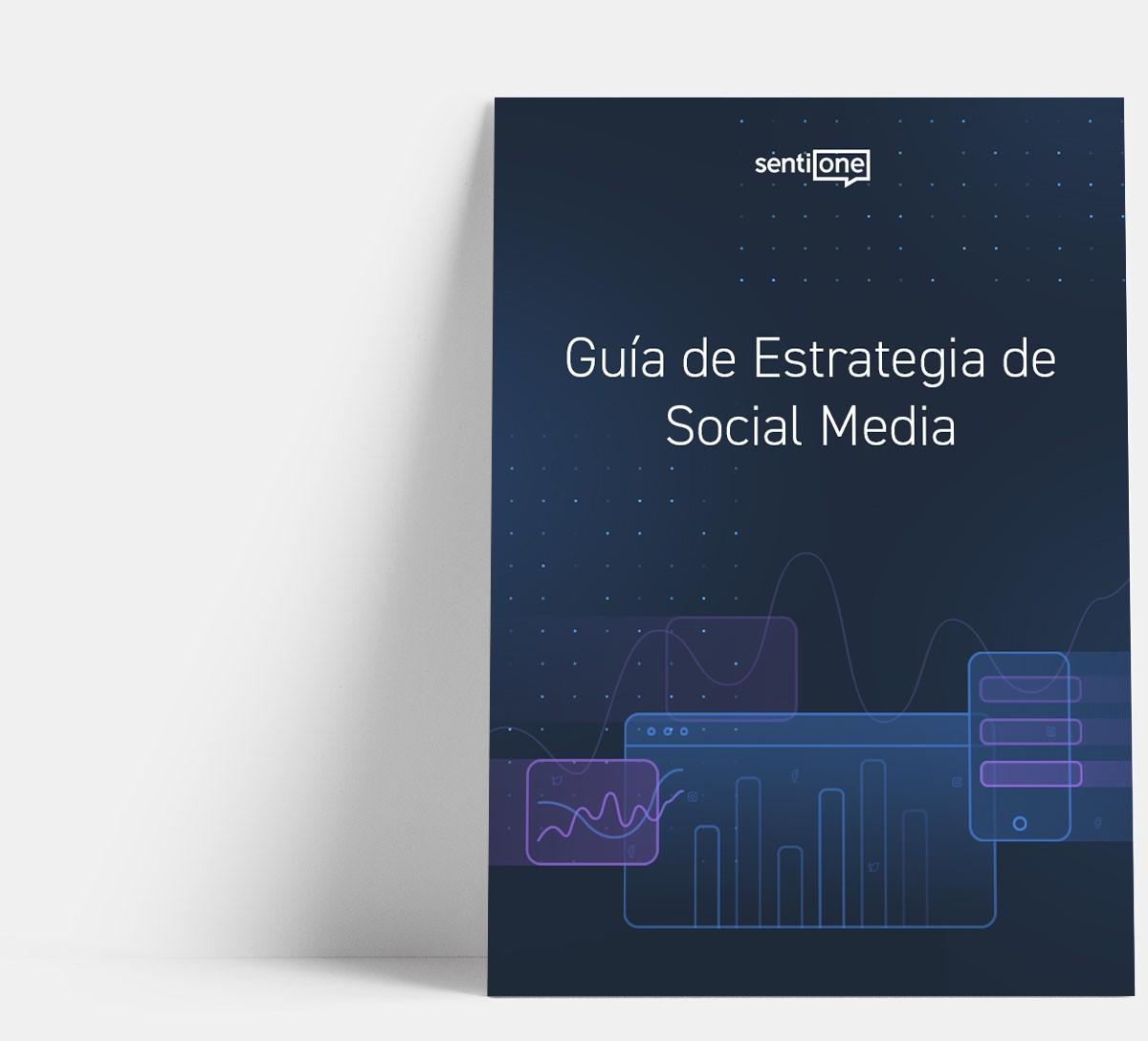 Guía de Estrategia de Social Media