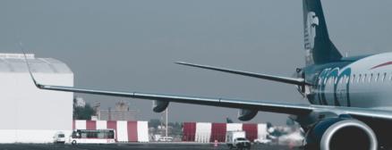 El panorama de Aeroméxico e Interjet ante la pandemia