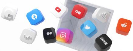 Przegląd mediów społecznościowych SentiOne: Lipiec 2021