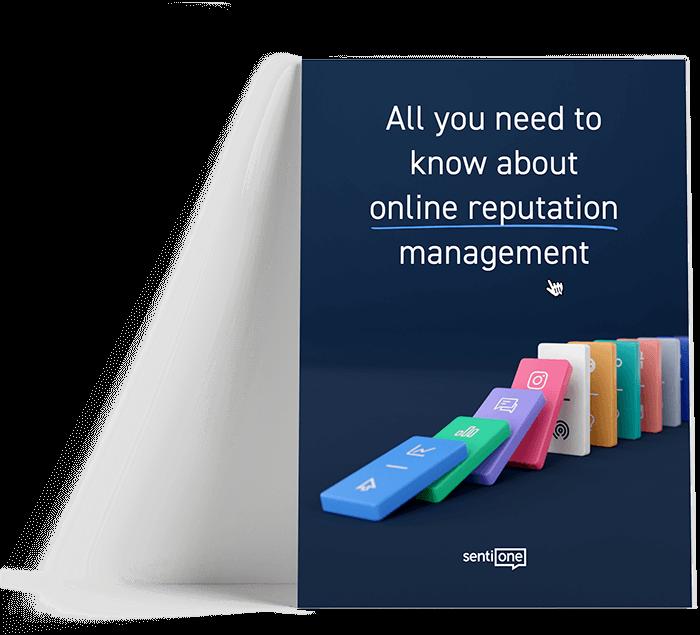 Online Reputation Management Cover