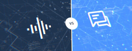 Voicebots vs chatbots – key differences and applications